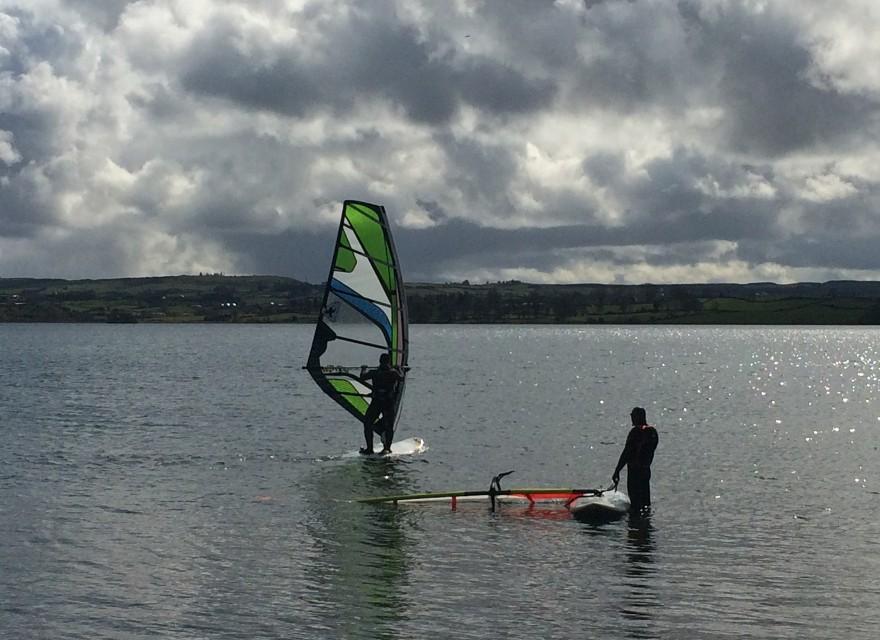 Windsurfers Loughrea blog
