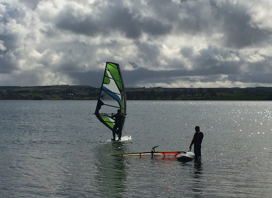Windsurfers Loughrea blog