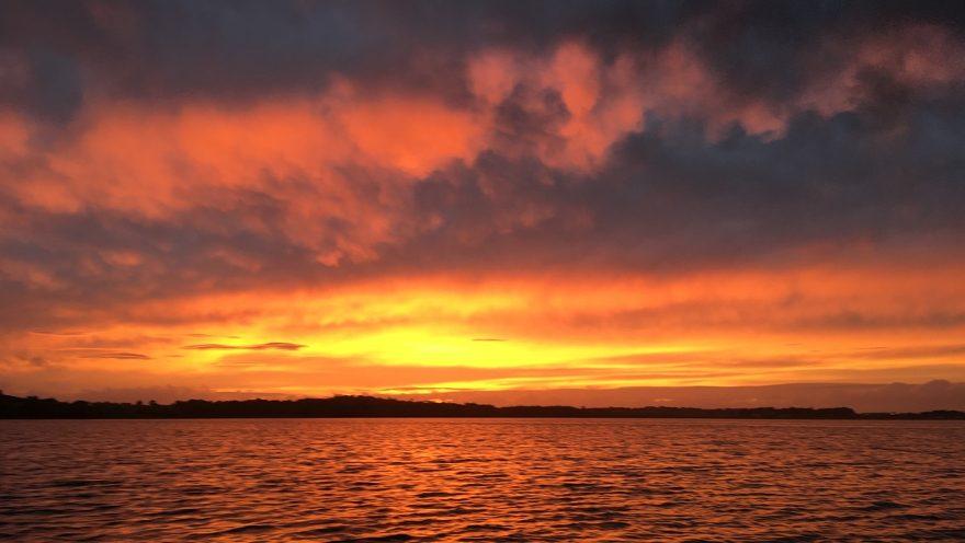Sunset Sept 17